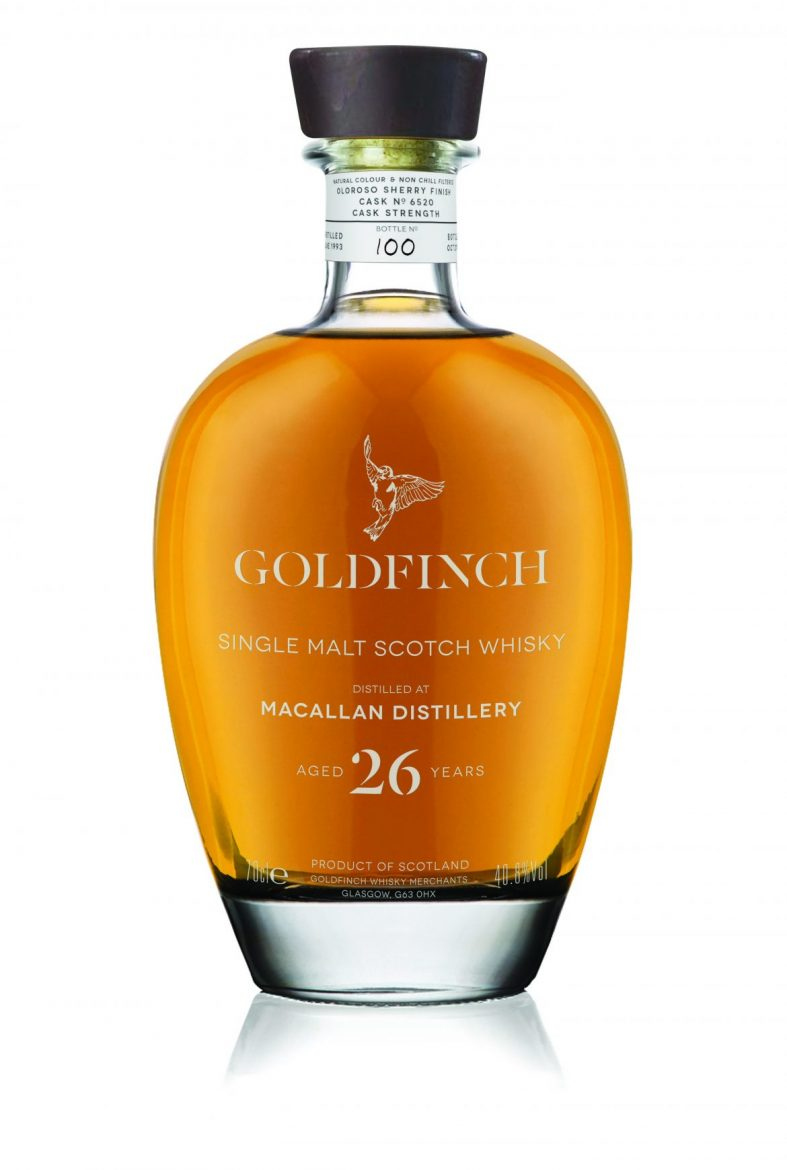 Macallan 26 years old bottle